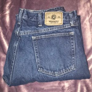 Wrangler Relaxed Fit Jeans 36X34